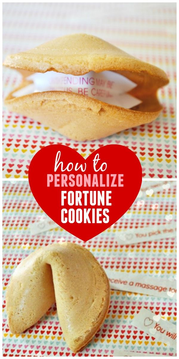 How to Replace Fortune Cookie Messages by Making Life Lovely