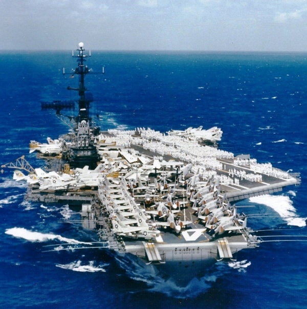 My Ship, USS Midway CV-41