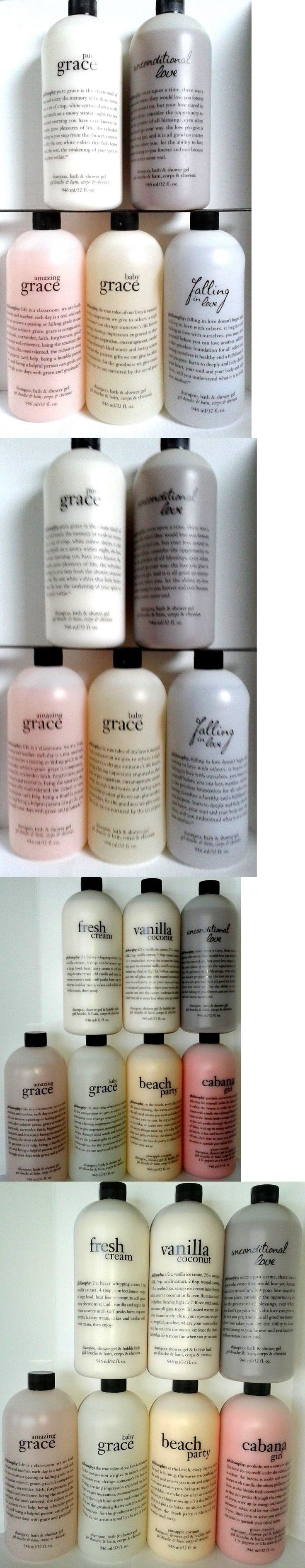 best 25 philosophy shower gel ideas on pinterest shower gel body washes and shower gels philosophy shampoo bath and shower gel 32oz sealed pick
