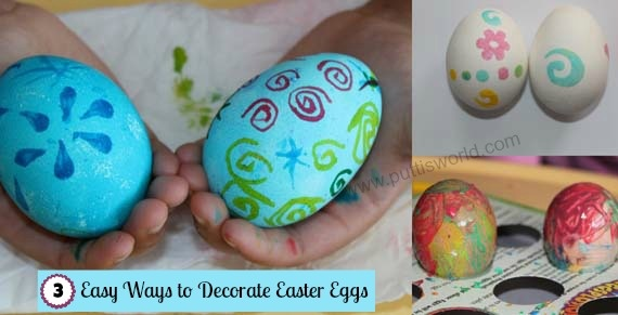 New Kits For Easter Egg Decorating Fun And Creativity