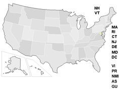 Concealed Carry Permit Reciprocity Maps - USA Carry interactive maps of states that honor your CCP
