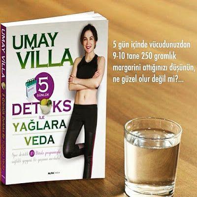 umay villa detoks posta 5 günde 4 kilo