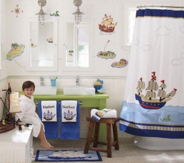 çocuk banyosu dekorasyon önerileri