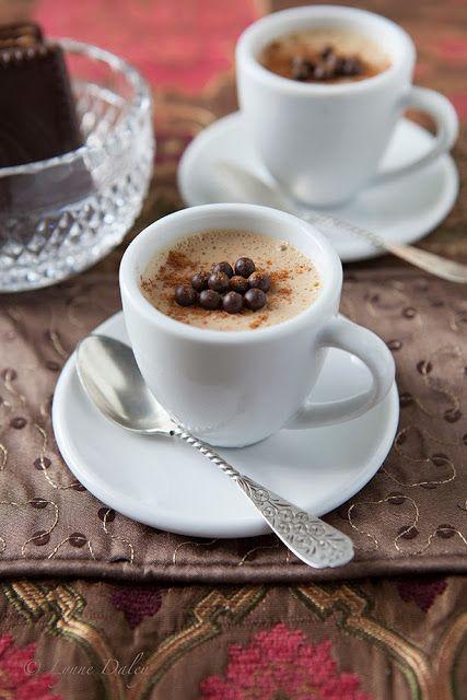 ☜♥☞ café - Coffee Bavarian Cream