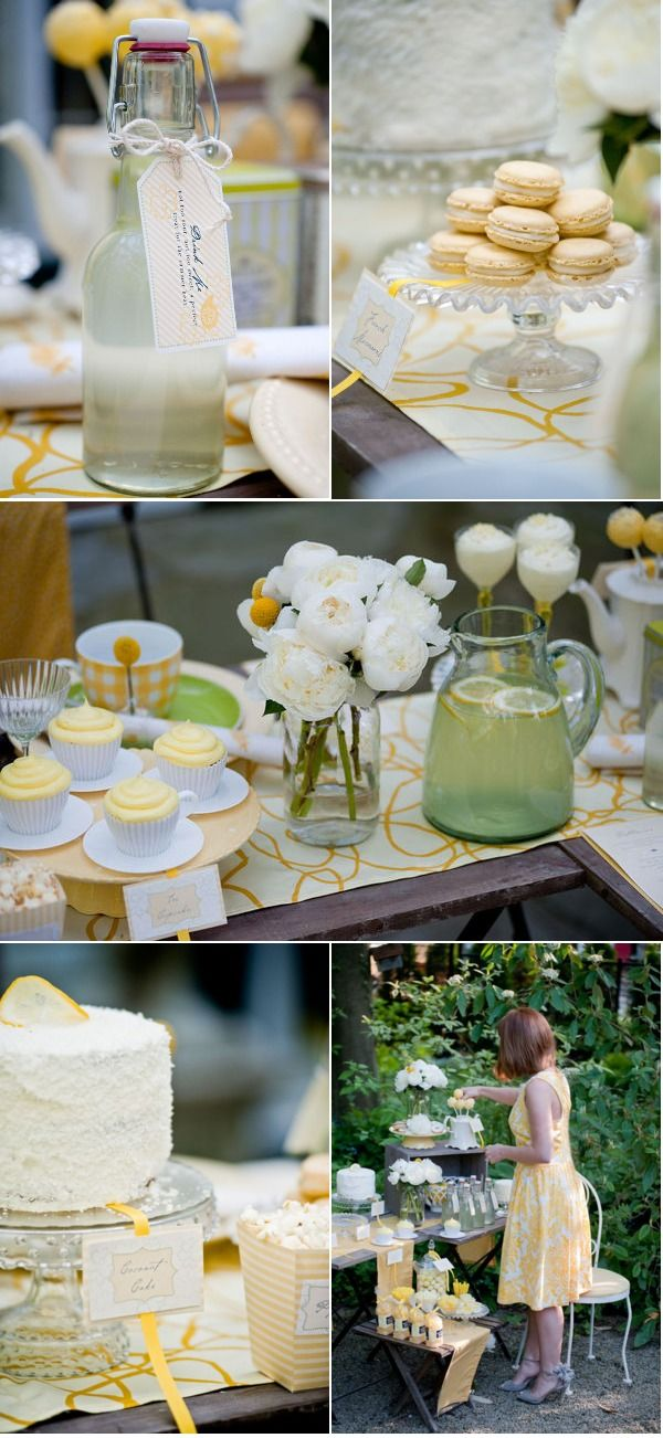 amazing bridal shower shower idea!