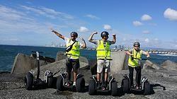 Xperiences Segway ECO Tours partner with Seaworld Nara Resort Gold Coast