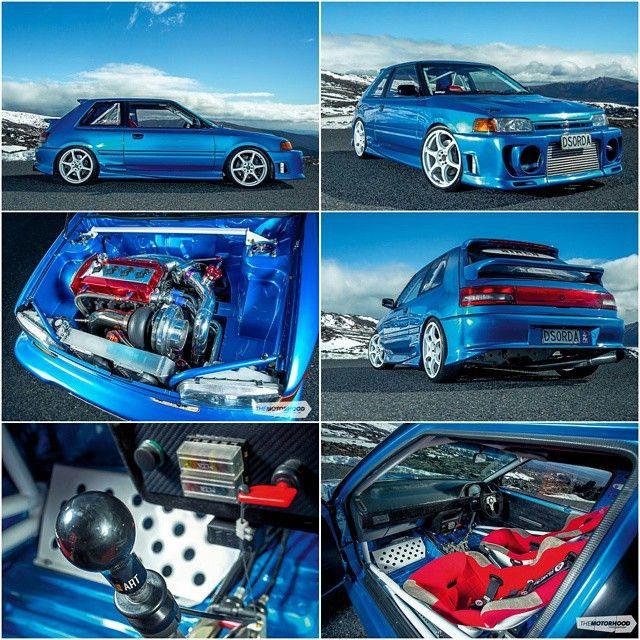 Mazda 323 Familia