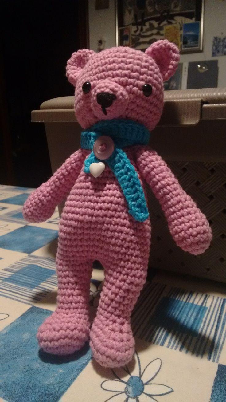 #bear #orsetta #amigurumi