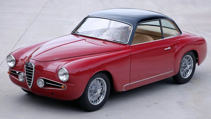 1955 Alfa Romeo 1900 CSS by Touring