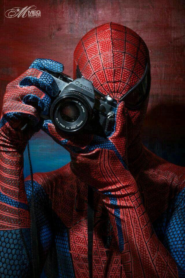Amazing spiderman click