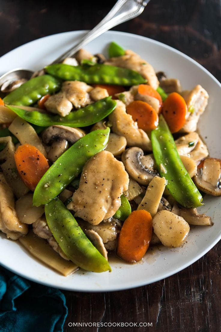 142 best chinese new year recipes images on pinterest cooking moo goo gai pan wok recipesasian food forumfinder Images