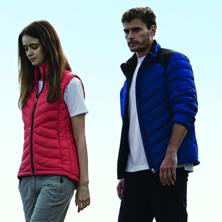 Henri Lloyd Mens & Womens Sailing Jackets | The Agua Down Jacket with Featherless Down.