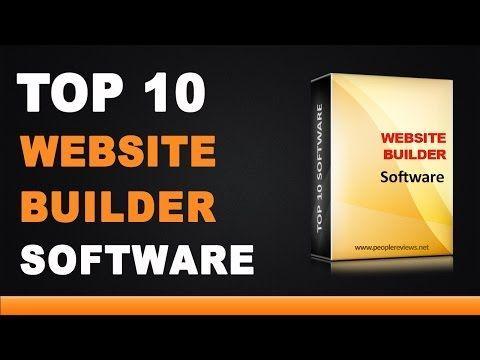 Best Website Builder Software Top 10 List Youtube Kitchendesignsoftwareforwindows7 Label Software Web Design Software Best Web Design