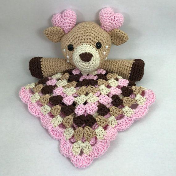Amigurumi Baby Blanket : 25+ best ideas about Crochet deer on Pinterest Deer ...