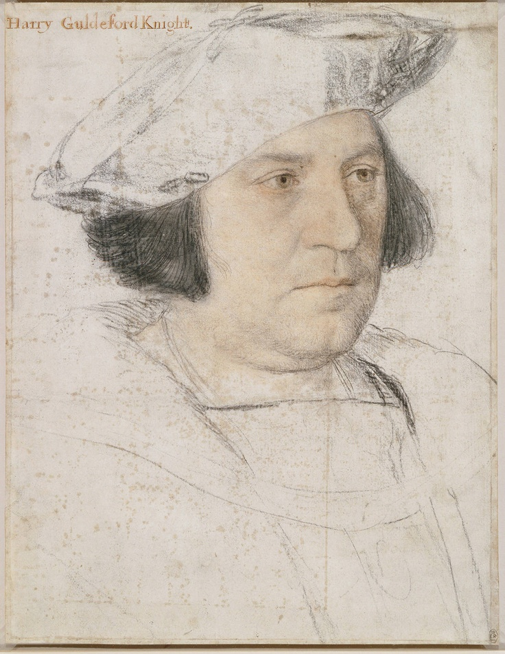 by Hans Holbein