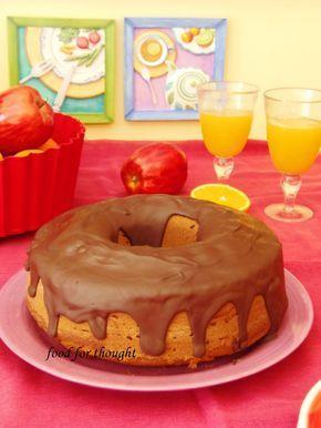 Κέικ πορτοκαλιού με καρύδι και κουβερτούρα http://laxtaristessyntages.blogspot.gr/2013/09/keik-portokaliou-me-karydi-kai-kouvertoura.html