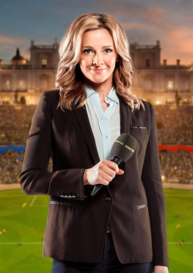 Image result for gabby logan