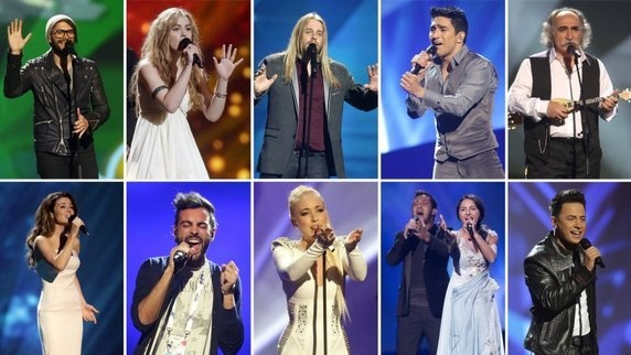 eurovision 2012 albania renditja