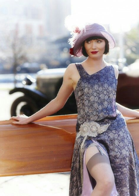 Phyrne Fisher Murder Mysteries