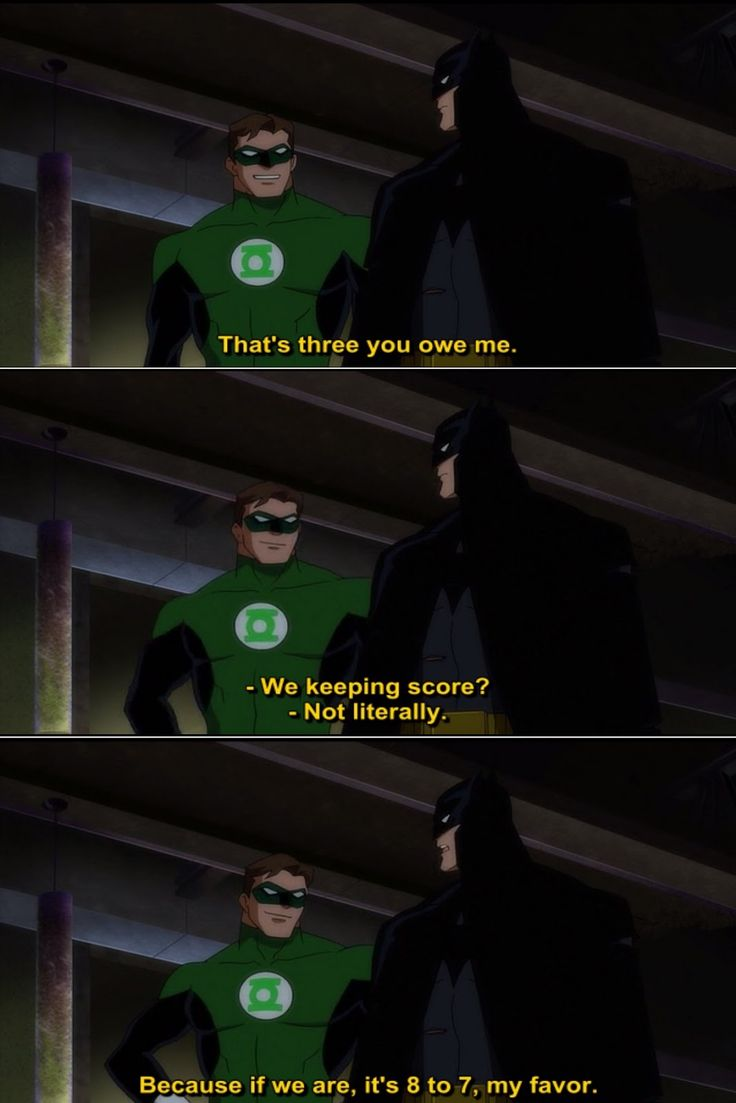 Quotes from Justice League Doom (2012) Movie