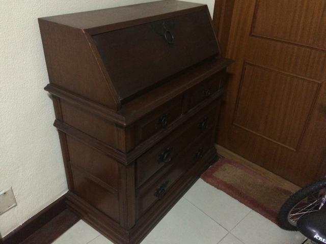 Escrivaninha antiga raridade