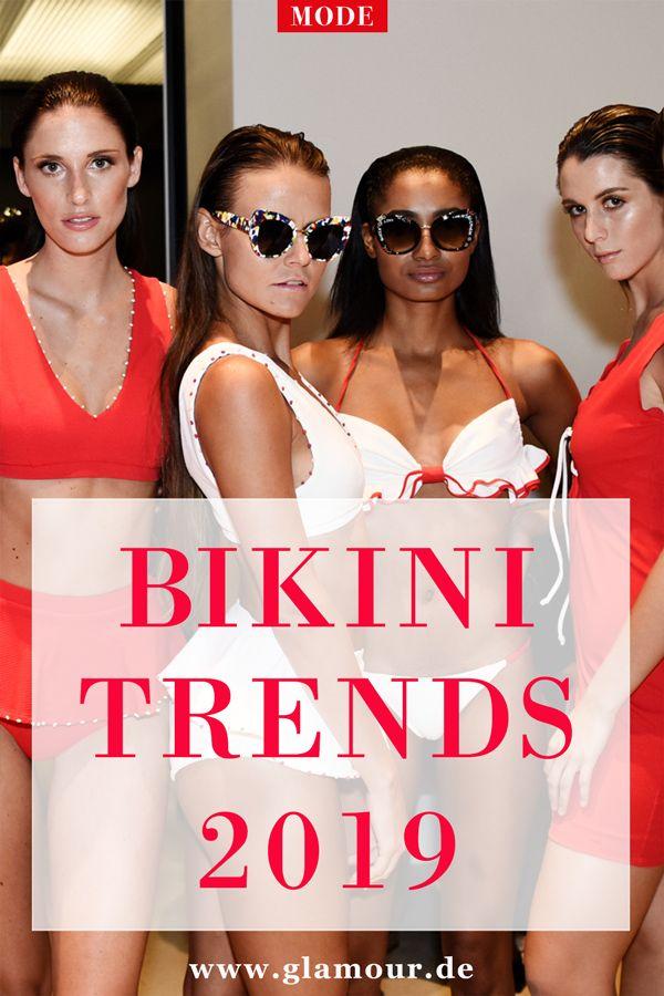 Bikini Trends 2019 Das Ist Die Neue Swimwear Fur Den Sommer In 2019