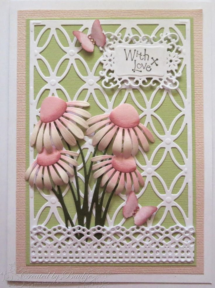 Baukje's Cards and Crafts: Some cards to share..............