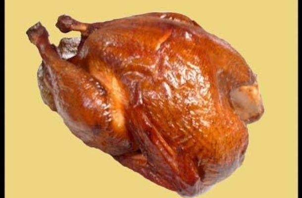 Geeks On Food: How to Smoke a Turkey on a Brinkmann Smoker Grill