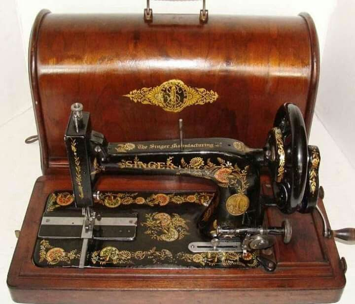 14 best sewing machine porn images on pinterest vintage sewing treadle and hand crank machines i i antique sewing machines singer from treadle and hand crank sewing machines sciox Gallery