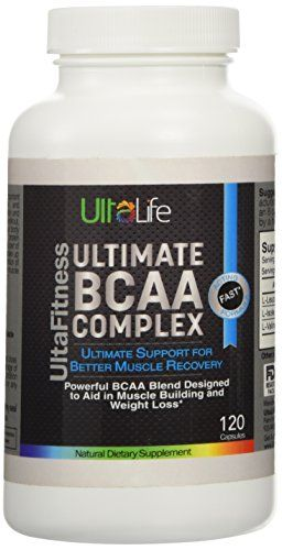 Ultimate BCAA Complex is a Powerful Blend of 3 of the Most Important Amino AcidsLeucine Isoleucine  Valineto Give You Ultimate Support for Quick Muscle Recovery Taken Before  After Your WorkOuts Ultimate BCAA Can Provide Your Body With Much Needed Fuel Enhance Sports PerformanceHelp Reduce Muscle Breakdownand Support Weight Loss Satisfaction is Always Guaranteed or Your Money Back ** You can find out more details at the link of the image.