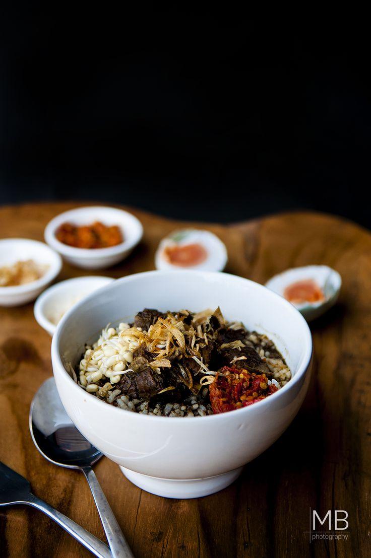 Indonesian Food - Rawon @ Kedai De Litya - Bali