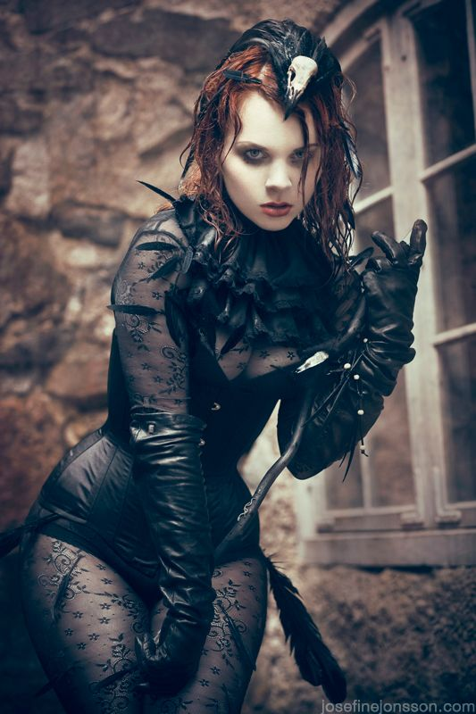 Nevermore by ~InsaniteaTime on deviantARTBlack Lace, Cosplay, Jonsson Photography, Gothic, Girls Generation, Steampunkish Fashion, Art, Afternoon Teas, Josefin Jonsson
