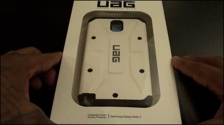 Samsung Galaxy Note 3 Rugged Case