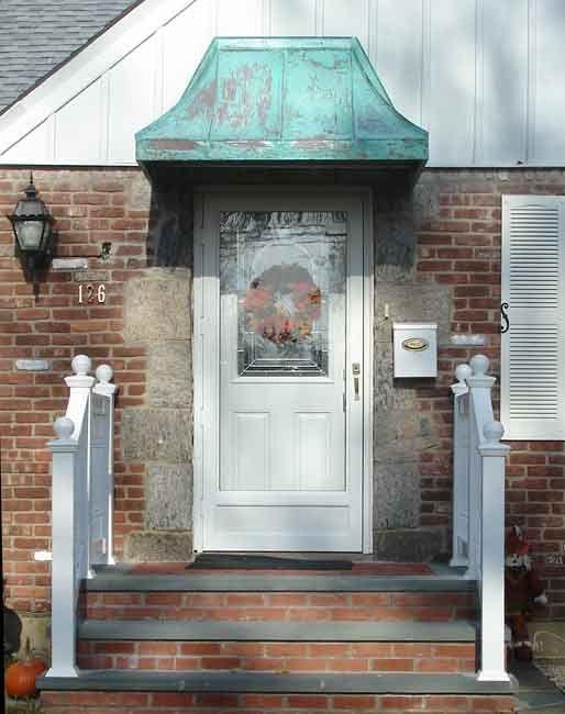 Best 25 Copper Awning Ideas On Pinterest Front Door