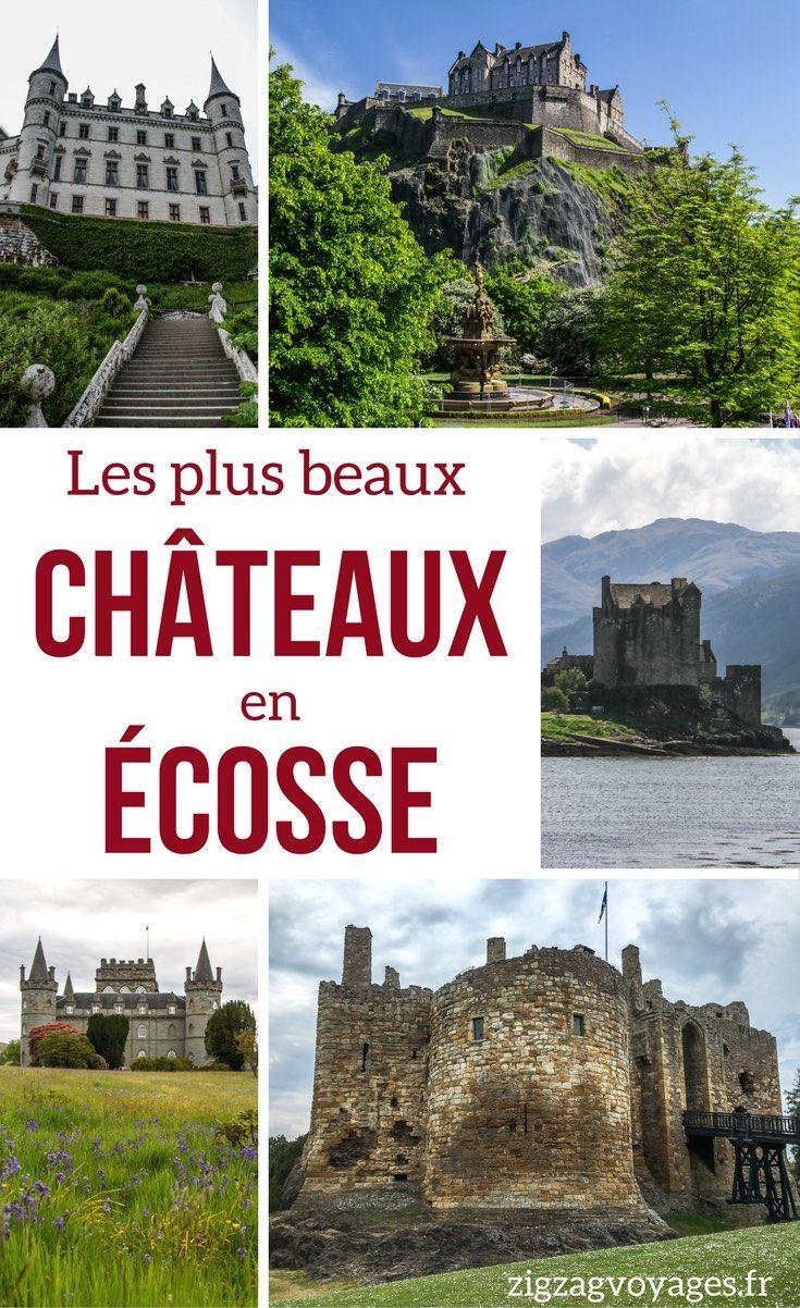 Découvrez les plus beaux châteaux en Ecosse – les châteaux contes de fees, les plus impressionnants, les plus étranges, les plus beaux parcs… il n'y a plus qu'à choisir pour établir votre itinéraire !   Voyage Ecosse   Ecosse Paysage