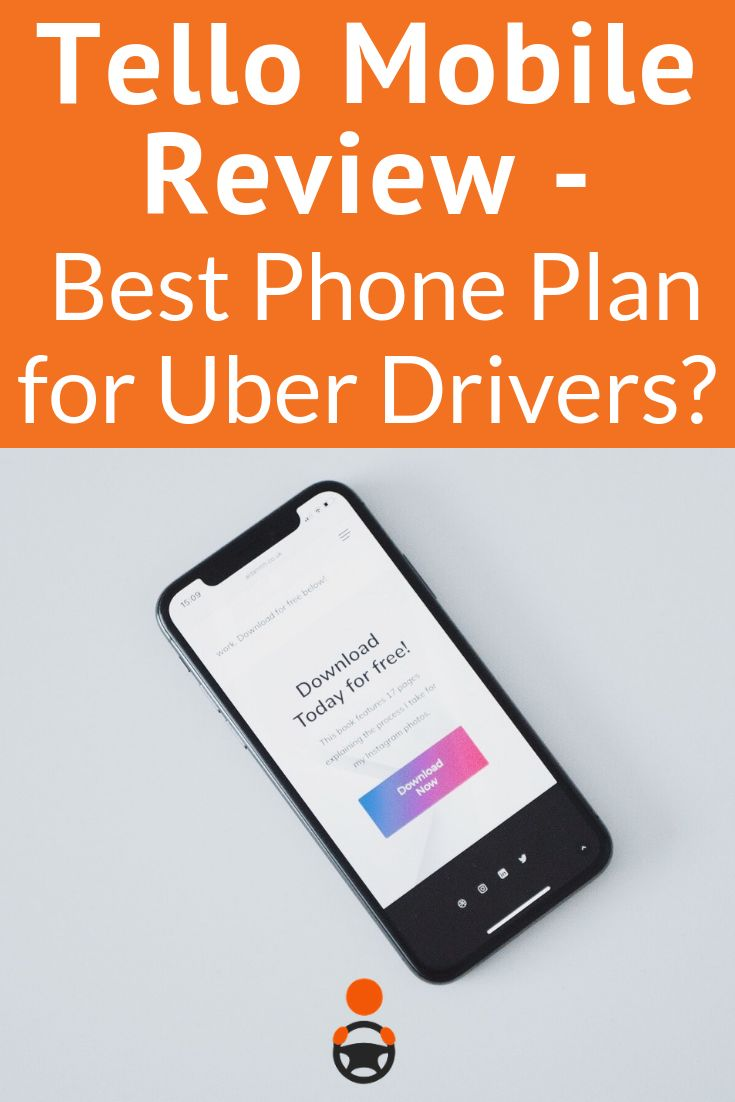 Tello Mobile Review Best Phone Plan For Uber Drivers Phone