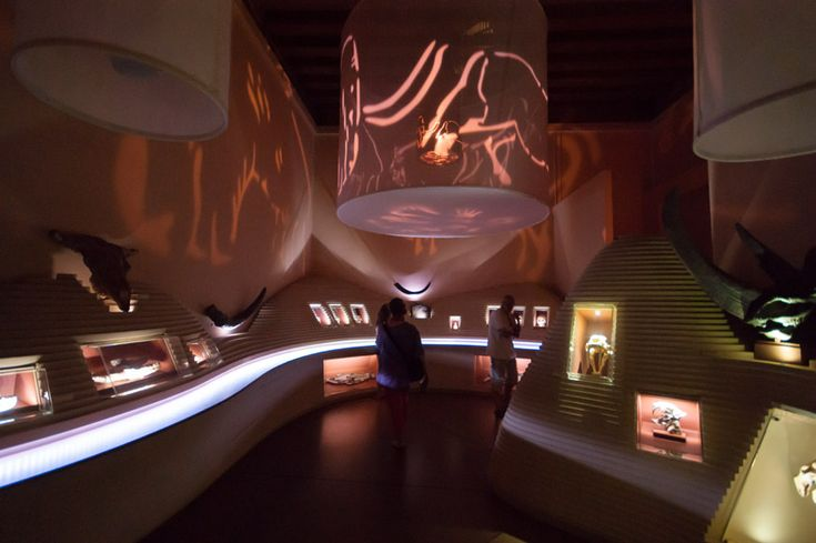 The Natural History Museum in Venice from Inexhibit museums magazine