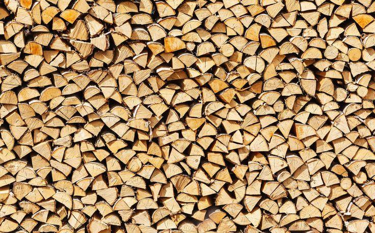 Langsam beginnt die Zeit für den Kamin.; Fototapete «Kaminholz» DD105678  #awallo #awalloshop #wallpaper #tapete #interior #fototapete #homedecor #wood #holz #interiordesign #homedecor #wallart