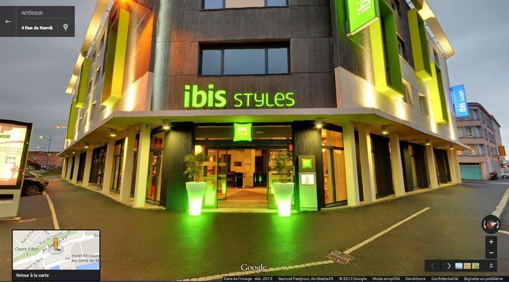 Création de la visite virtuelle de l'hôtel Ibis Budget au port de Brest https://www.google.fr/maps?q=ibis+budget+port+brest&ll=48.383461%2C-4.483988&spn=0.008251%2C0.012885&sll=48.383654%2C-4.483839&layer=c&cid=15044915028125872343&panoid=8BAYz-5W2tIAAAAGOqaU2Q&cbp=13%2C29.06%2C%2C0%2C-10.19&hq=ibis+budget+port+brest&t=h&z=17&cbll=48.383441%2C-4.484012
