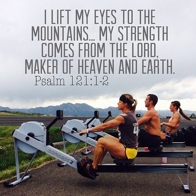 308 best rowingcrew images on pinterest rowing crew rowing scull my strength comes from the lord maker of heaven and earth psalm 1212 fandeluxe Gallery