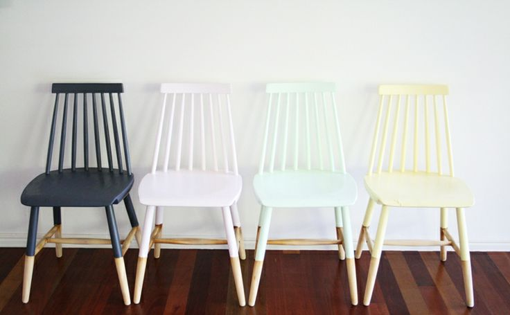 Upcycled chairs by Simone Barter | Feast Watson Re-Love Project