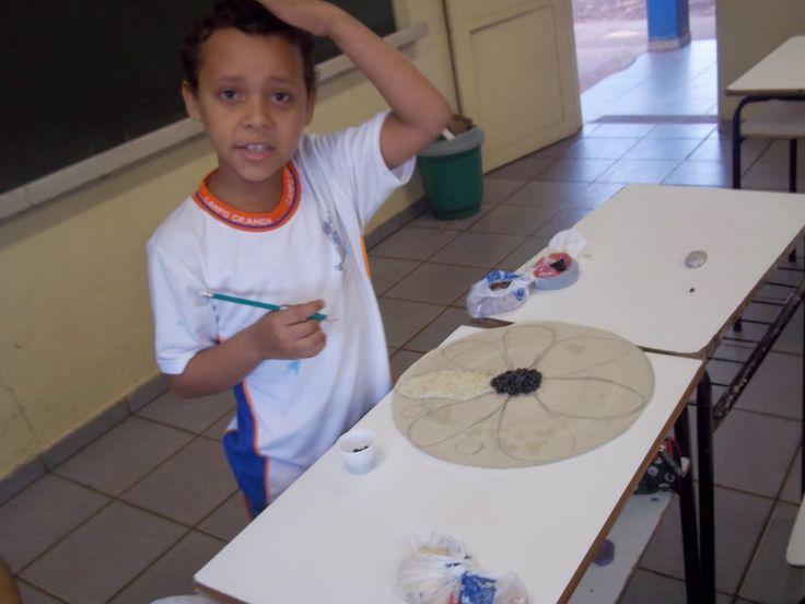 Escola Municipal Nagen Jorge Saad: Abril 2014