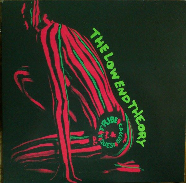 A Tribe Called Quest - Low End Theory (2 LP)