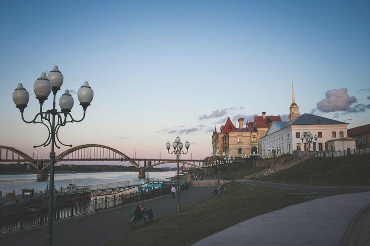Рыбинск by Anastasia Krylova on 500px