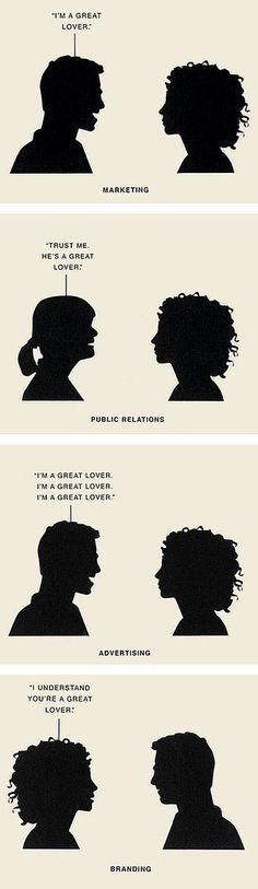 Wow, We Love This U003c3 The Difference Between Marketing, Public Relations,  Advertising