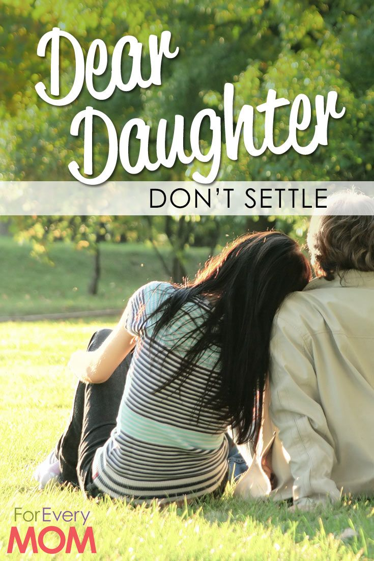 This mom's letter to her baby girl about what to look for in a husband is a must-read! Awesome to share with your daughters.