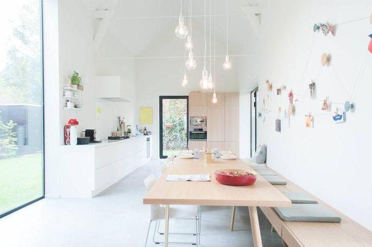 Bekijk de foto van Mamann met als titel Mooi Scandinavisch intérieur door Moose In The City en andere inspirerende plaatjes op Welke.nl.