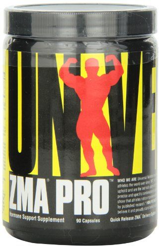 Universal Nutrition ZMA Pro - 90 Capsules | Multi City Health  List Price: $14.73 Discount: $0.94 Sale Price: $13.79