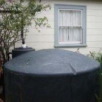 Cistern Above Ground