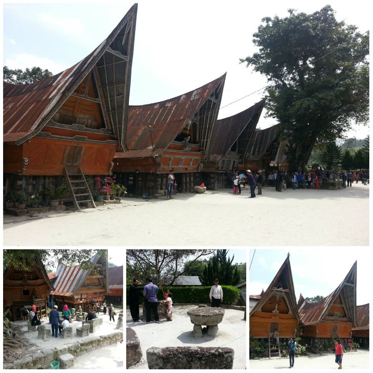 Batak Village - Lake Toba, Medan, Indonesia